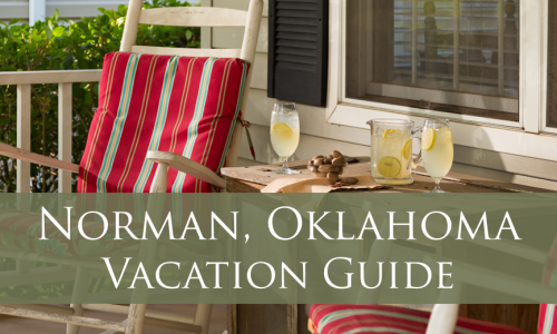 Request your Norman OK Vacation Guide
