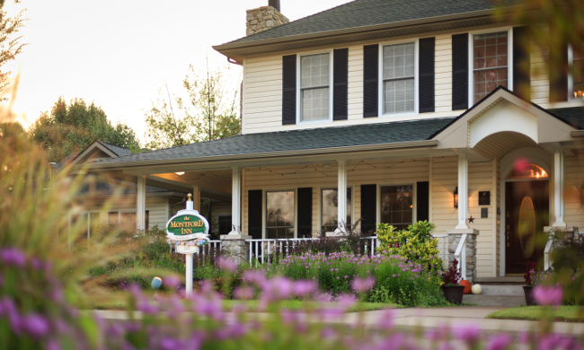 Best OKC Bed and Breakfast - Montford Inn
