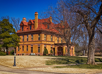 overholser mansion oklahoma city things to do