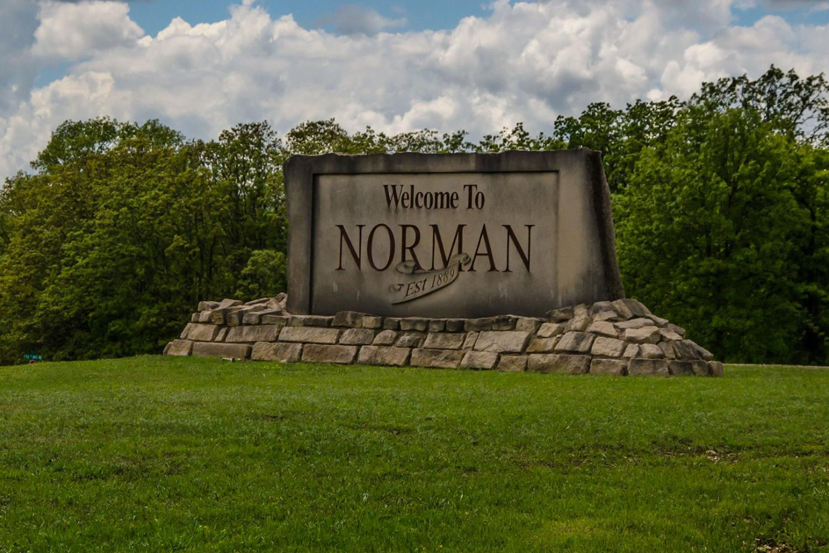 The Best Places Within Walking Distance of the Montford Inn Norman, OK