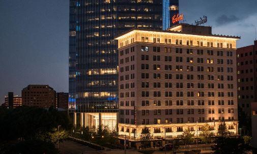 Colcord Hotel - Best Oklahoma Getaway - www.montfordinn.com