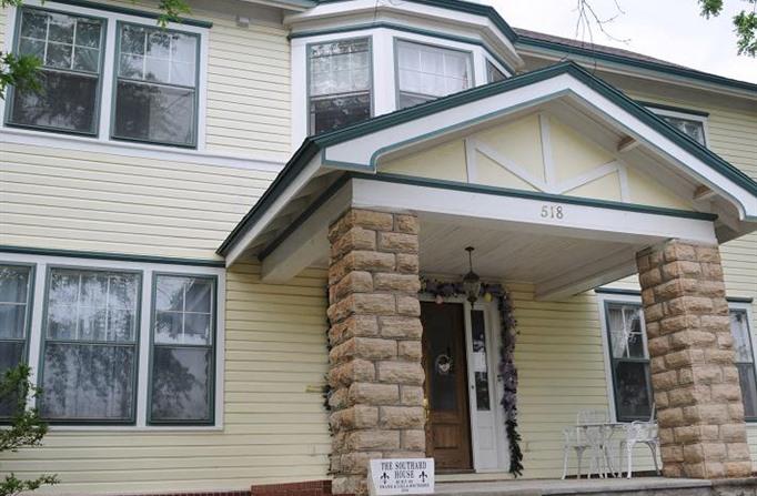 Southard House - Best Oklahoma Getaway - www.montfordinn.com