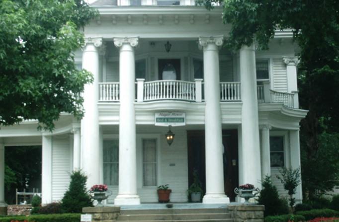 Hayes House - Best Oklahoma Getaway - www.montfordinn.com