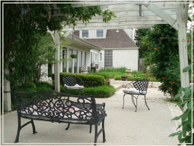 Lindley House - one of the best romantic weekend getaways in Oklahoma