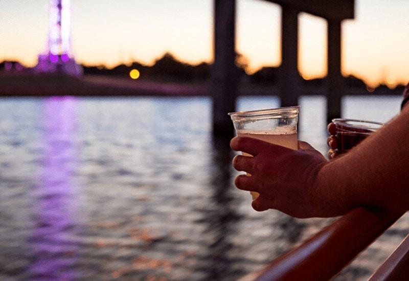 romantic things to do in oklahoma city - oklahoma river cruise