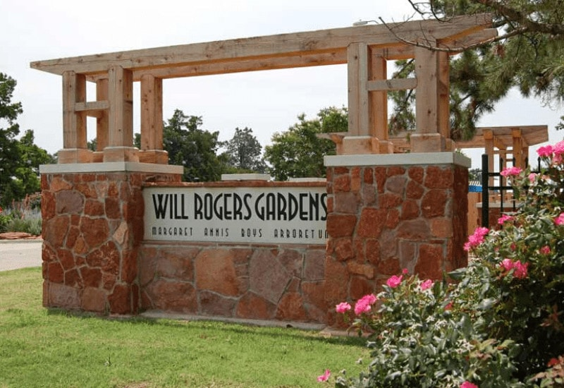 romantic things to do in oklahoma city - will rogers park