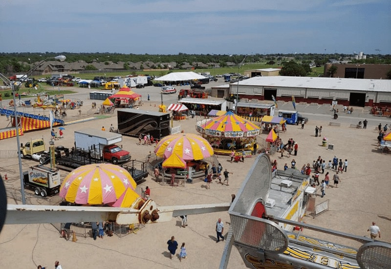 Looking for things to do in Norman OK? Check out Cleveland County Fair in Norman OK