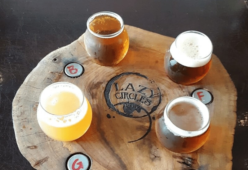 Looking for best things to do in Norman OK? Check out Lazy Circles Brewing in Norman OK
