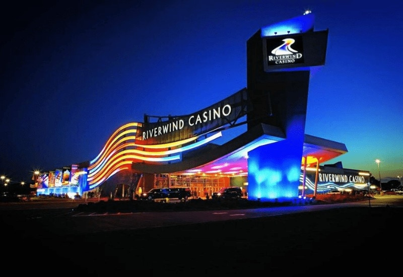 Looking for things to do in Norman OK? Check out Riverwind Casino in Norman OK