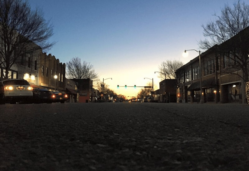Norman OK - one of the best college towns in America
