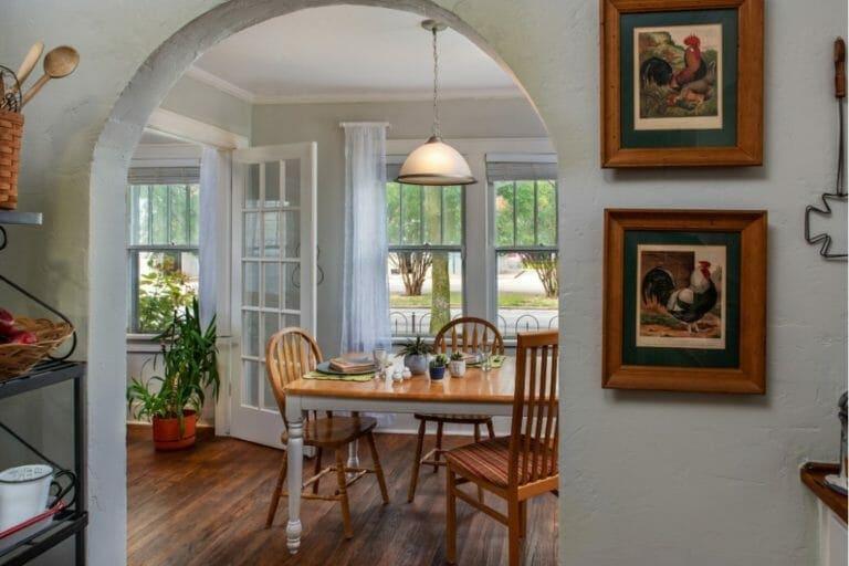 Prairie House kitchen oklahoma inn