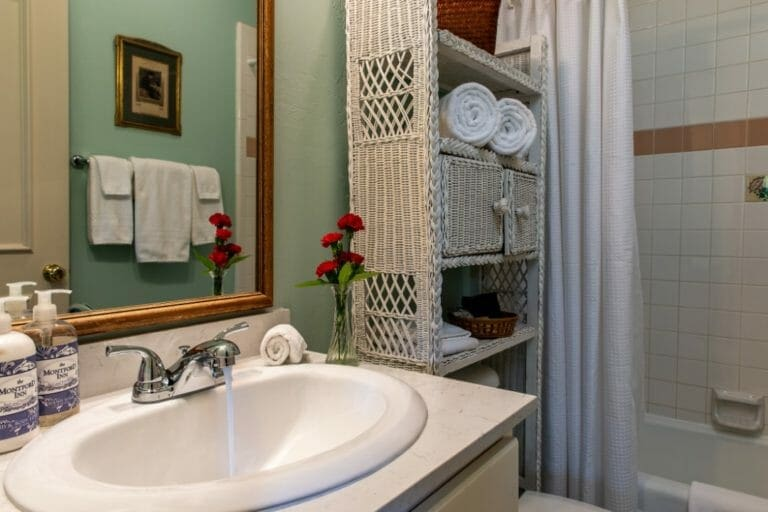 Renaissance bathroom romantic weekend getaways in ok