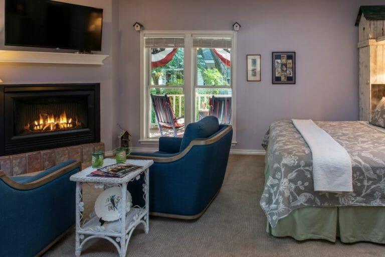 Scissortail room romantic weekend getaways oklahoma